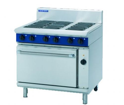 Blue Seal Evolution E56D 6 Element Range Convection Oven